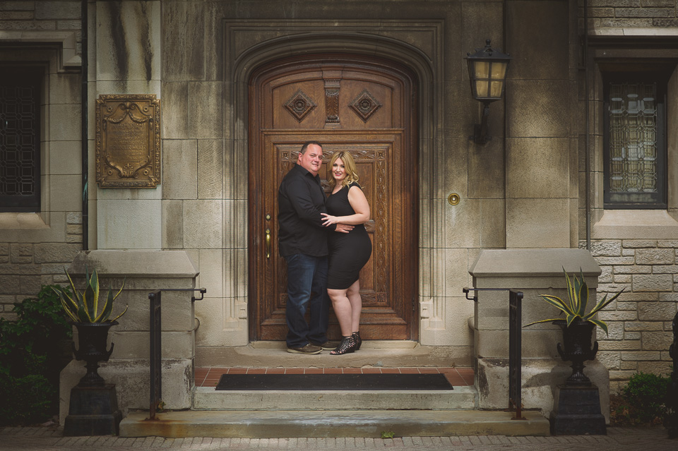 willistead manor engagement photography