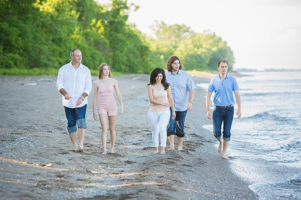 point pelee beach leamington family photography