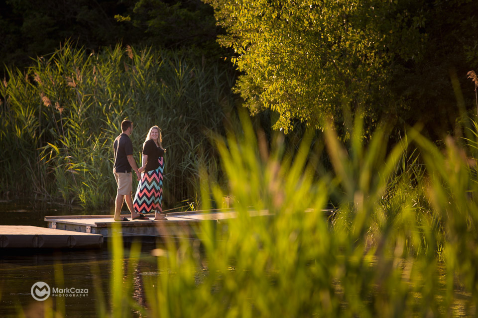 cedar creek dock kingsville engagement photographer windsor wedding photographer