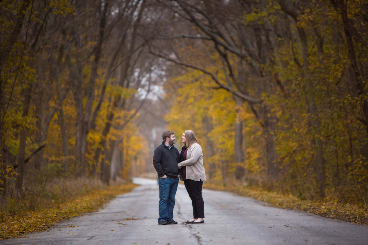 leamington engagement photography point pelee national park