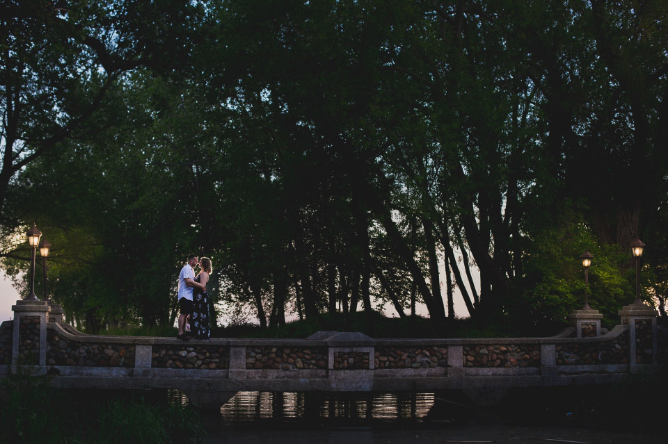 kingsville engagement session